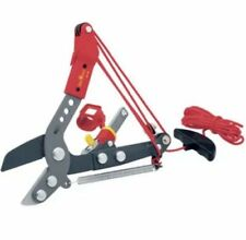 More details for wolf-garten multi-change  adjustable anvil tree lopper cutter tool, pully system