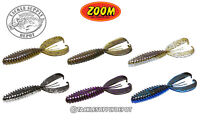Zoom Z Craw Flipping Creature Bait Jig Trailer 4.50in 6pk - Pick