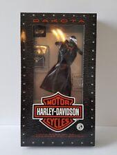 Franklin Mint Harley Davidson Riding The Wave Outfit For Vinyl Dakota Doll Nib