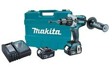 Makita XPH07M 18v LXT lithium-ion Brushless Cordless 1/2 hammer driver-drill NEW