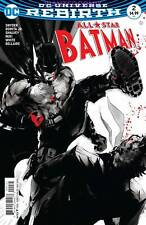 ALL STAR BATMAN #2 JOCK VARIANT EDITION COVER DC COMIC BOOK SCOTT SNYDER NEW 1