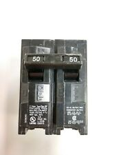 Siemens Q250 2-Pole 50-Amp 120/240V Plug-In Circuit Breaker