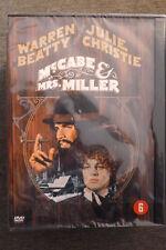 DVD western mccabe et mrs miller neuf emballé 1971 avec warren beatty