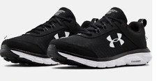 Under Armour Men's UA Charged Assert 8 Running Shoes New Size 12 WIDE 3022641
