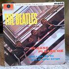 THE BEATLES PLEASE PLEASE ME LP MONO 1ST BLACK GOLD PARLOPHONE PMC 1202 1963