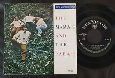 THE MAMAS & THE PAPAS EP MADE IN PORTUGAL 45 PS 7 *LOOK THROUGH MY WINDOW*