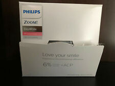 Philips ZOOM 6% DayWhite Day White Teeth Whitening Gel  2 Syringes