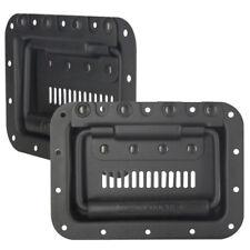 Mesa Boogie 2 pcs original Recessed cabinet Flip Handles 5x7 Black powder coated