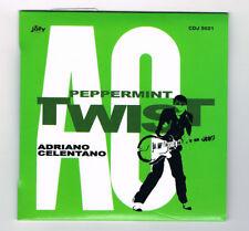 ♫ - ADRIANO CELENTANO - PEPPERMINT TWIST - 14 TITRES - COMME NEUF - ♫