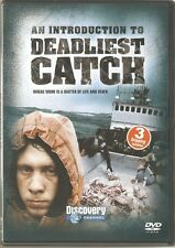 AN INTRODUCTION TO DEADLIEST CATCH DVD