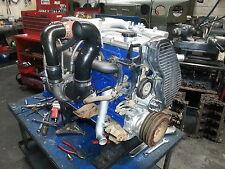 TOYOTA landcruiser 1HZ Diesel Engine Turbo Upgrade