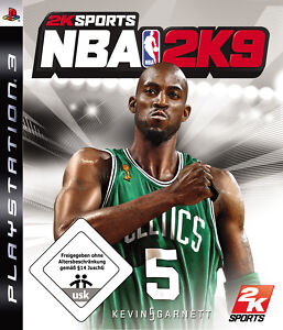 NBA 2K9 PS3 Playstation 3