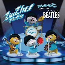 Zhuzhu Pets Meet the Beatles-CD Promo