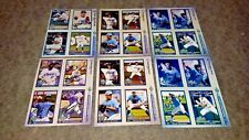 Omaha Storm Chasers - 24 SGA Cards Including 9 Autographed Player Cards