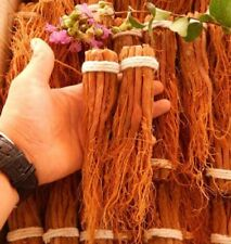 Red Korean Ginseng  fine Root Pieces 红参 Red Panax Roots  Hong shen 500g