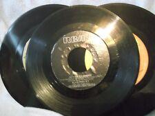 Lot 3 45RPM records Elvis Presley Return to Sender  Cliff Richard  & Del Shannon