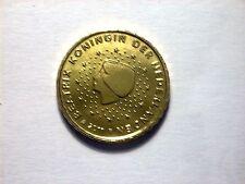 10 cents d'euro Beatrix 2e carte 2011