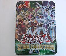 Yu-Gi-Oh Zexal Collection Empty Tin