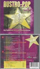 CD--DIVERSE POP--AUSTRO-POP  5 | DOPPEL-CD