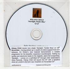 (HB626) Hilang Child, Starlight, Tender Blue - DJ CD