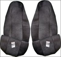 VOLVO FH12 FH16 , FM TRUCK SEAT COVERS BLACK  [TRUCK PARTS & ACCESSORIES]
