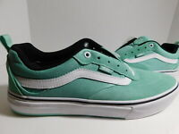 NEW Vans Shoes Kyle Walker PRO Discontinued color Jade/White Size 10.5 Mens
