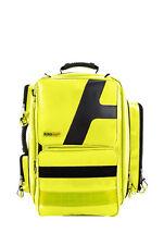 Gelber Notfallrucksack XL von AEROcase, großer Rettungsrucksack aus Complan