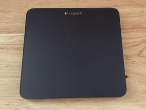 Logitech Touchpad T650 wireless Rechargeable TouchPad + Receiver Pre-owned