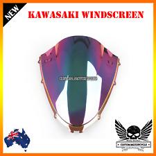 Double Bubble Windshield Windscreen tint visor Kawasaki ZX14R ZZR1400 2006-2015