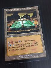 MTG ONSLAUGHT RIPTIDE LABORATORY (FRENCH LABORATOIRE DU PROJET JUSANT) NM