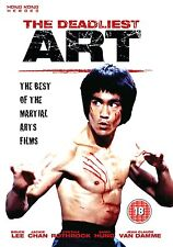The Deadliest Art - The Best Of The Martial Arts Films - DVD NEW & SEALED