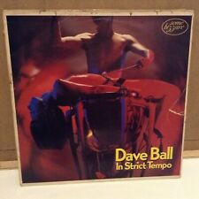 Dave Ball - In Strict Tempo - stampa originale Uk - 1983 - LP