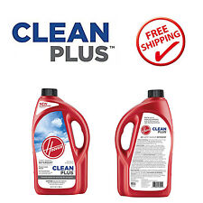 Hoover Clean Plus 2x Concentrated Carpet Cleaner Solution Power Deodorizer 64oz
