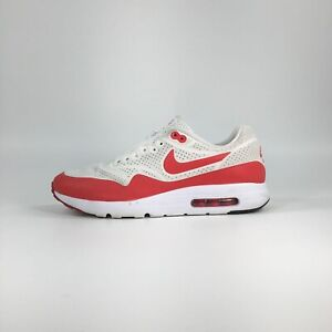 Ups visitar Escarpado  Nike Air Max 1 Ultra Red Athletic Shoes for Men for Sale | Authenticity  Guaranteed | eBay