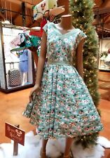 Disney Dress Shop Holiday Christmas Dress Disney Parks Double X Women's  Adult