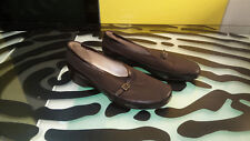 Taryn Rose Women's size 37 (6.5)  good shape Mary Jane shoes black Made in Italy