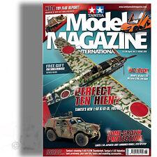 TAMIYA MODEL MAGAZINE INTERNATIONAL  ISSUE 258 APRIL 2017