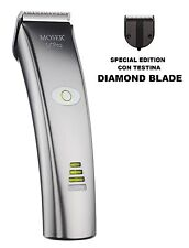 MOSER LI+PRO 1884 Professional Cordless Hair Clipper 100-240V **DIAMOND BLADE**