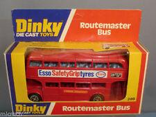 Dinky Plastic Diecast Bus