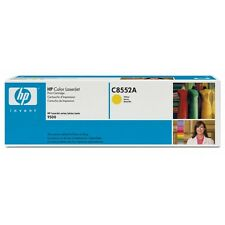 ORIGINALE HP COLOR c8552a TONER YELLOW gelbfür HP COLOR LASERJET 9500 NUOVO A-Ware