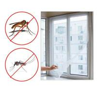Anti-Mosquito Fly Insect Protector Door Window Screen DIY Spider Bug Net Mesh