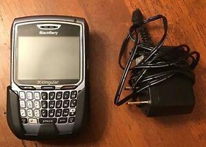 BlackBerry 8700c - Silver Cingular (AT&T) Smartphone