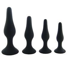 ToyAmour Kit 4 Dildo Plug Anale Fallo Dilatatore Massaggiatore Prostata T0100