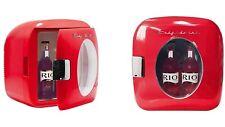 Frigidaire Red Portable Retro 12-Can Mini Fridge Efmis462-Red