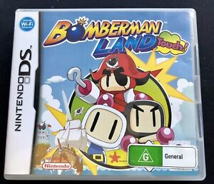 Bomberman Land Touch! DS - Complete In Box