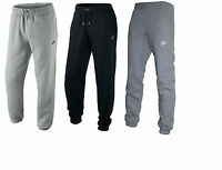 Nike New Mens Boys Fleece Jogging Joggers Tracksuit Sweat Pants Bottoms S M L XL