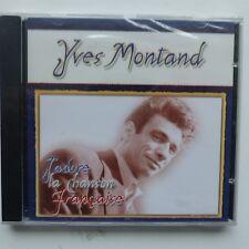 CD Album YVES MONTAND   J adore la chanson francaise   DGR80081