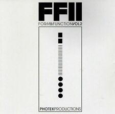 Photek : Form and Function Vol. 2 CD (2007)