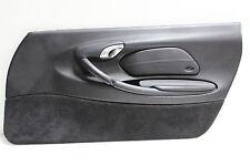 Porsche 986 Boxster Passenger R Side Door Panel Interior Trim Cover Handle Black