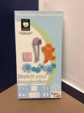 Cricut Cartridge - Stretch Your Imagination- Gently Used - Complete!